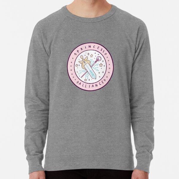 Princess Alliance  Patch Lightweight Sweatshirt