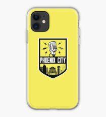 Phoenix City Crest iPhone Case