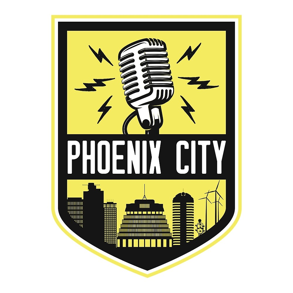 Phoenix City Crest by YellowFeverNZ