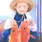 The Little Fisherman by Renee Reinhardt
