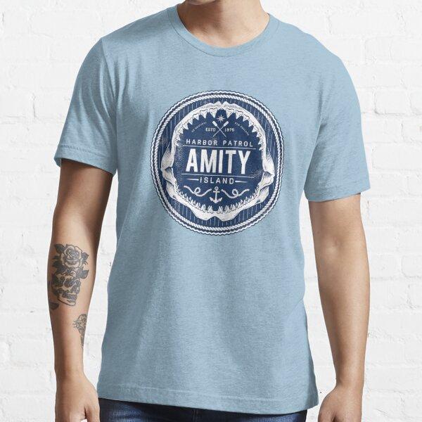 Amity Island Harbor Patrol Essential T-Shirt