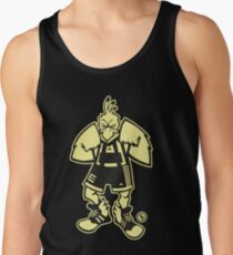 Ernie, The Fighting Chicken Tank Top