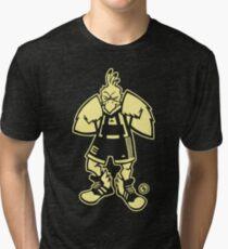 Ernie, The Fighting Chicken Tri-blend T-Shirt