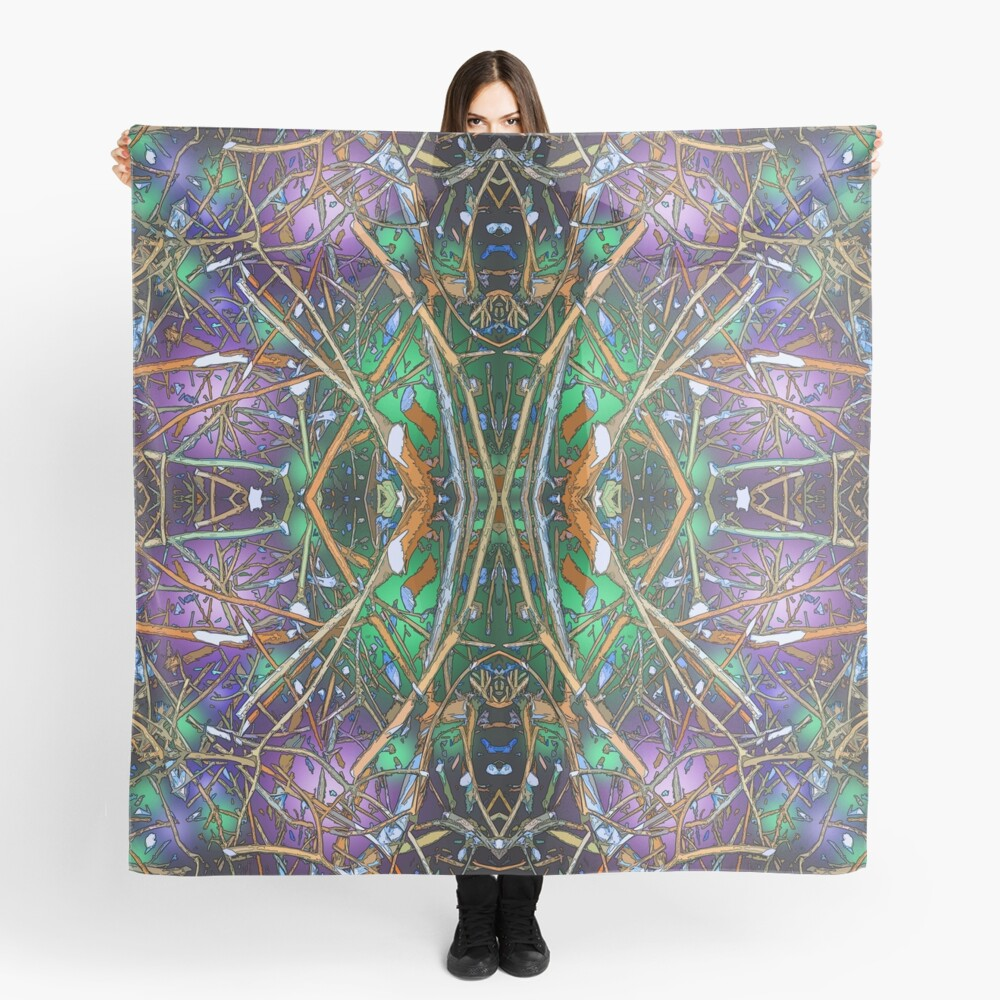 TWIGS THEORY ABSTRACT 3 Scarf