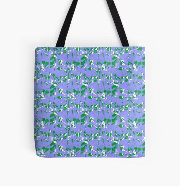 Lavanda All Over Print Tote Bag