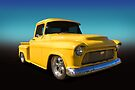 Chevy Stepside by Keith Hawley