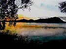 Sunset Shadows by Linda Callaghan