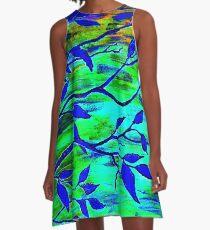 Nature's Joy A-Line Dress