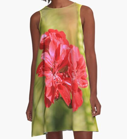 Perfect conditions to bloom A-Line Dress