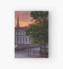 Market Rise Hardcover Journal