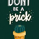 Don't Be a P by Lindsay Hook