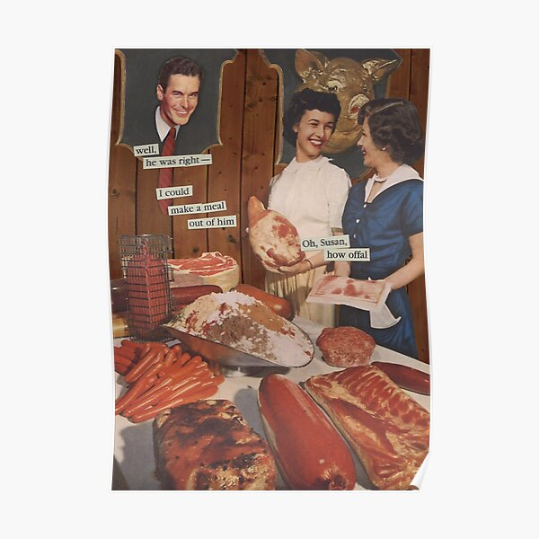 How Offal Poster