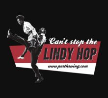 Can't stop the Lindy Hop!