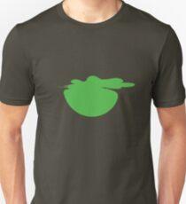 """Orb 28 """"Green spill"""" T-Shirt"""