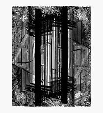 Elevator Photographic Print