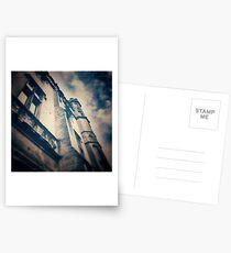 Temple Postcards