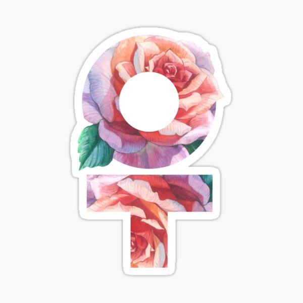 WomenPower #4 Sticker
