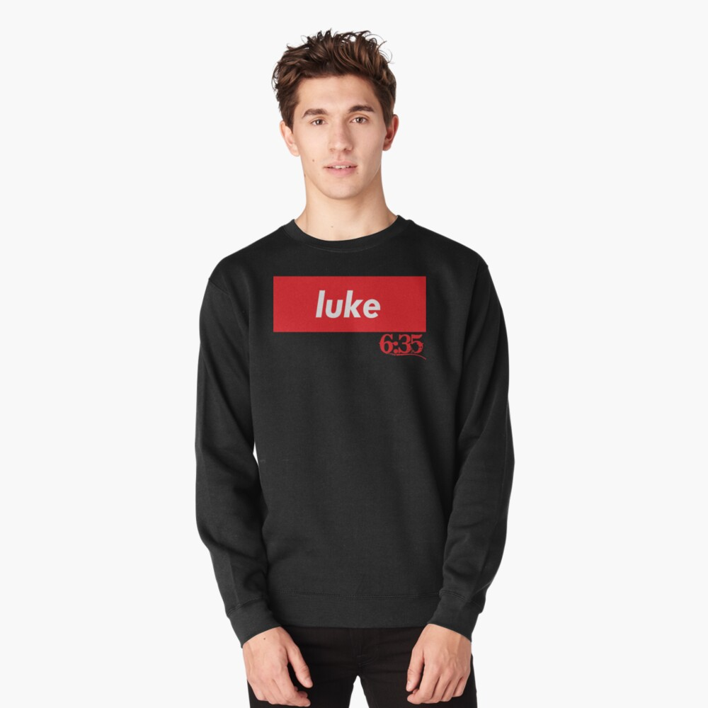 Luke 6:35 Bible Verse Inspirational Religious Biblical Phrase. But Love Your Enemies, Do Good To Them Without Expecting To Get Anything Back. Pullover Sweatshirt