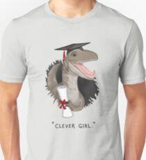 """Clever Girl"" Unisex T-Shirt"