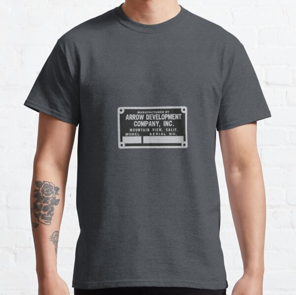 Manufactured by Arrow Development Sign Classic T-Shirt
