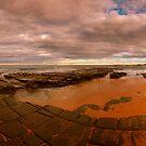 Garie beach by donnnnnny