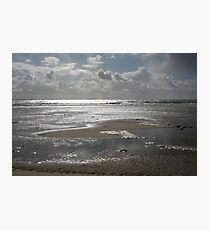 Incoming Tide Photographic Print