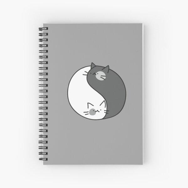 meow-mauh Spiral Notebook
