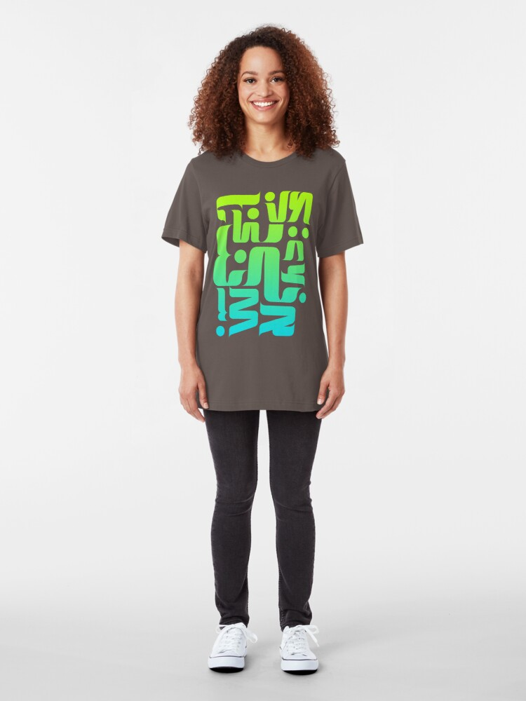 Alternate view of Desire Slim Fit T-Shirt