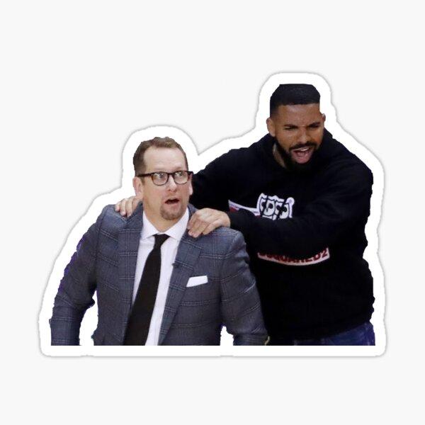 Drake Shoulder rub Sticker