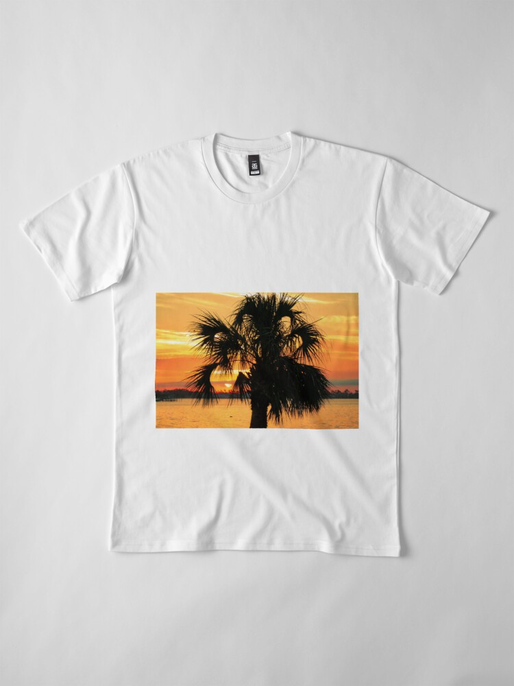 Alternative Ansicht von Florida Premium T-Shirt