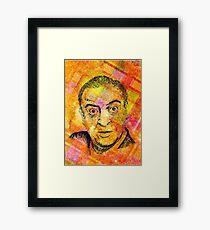 Rodney Framed Print
