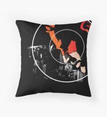 GUARDIAN DEVIL Version2 Throw Pillow