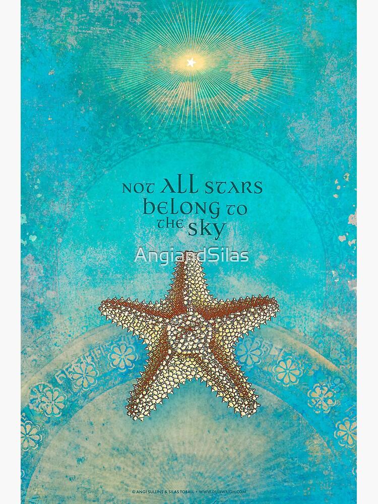 No todas las estrellas pertenecen al cielo de AngiandSilas
