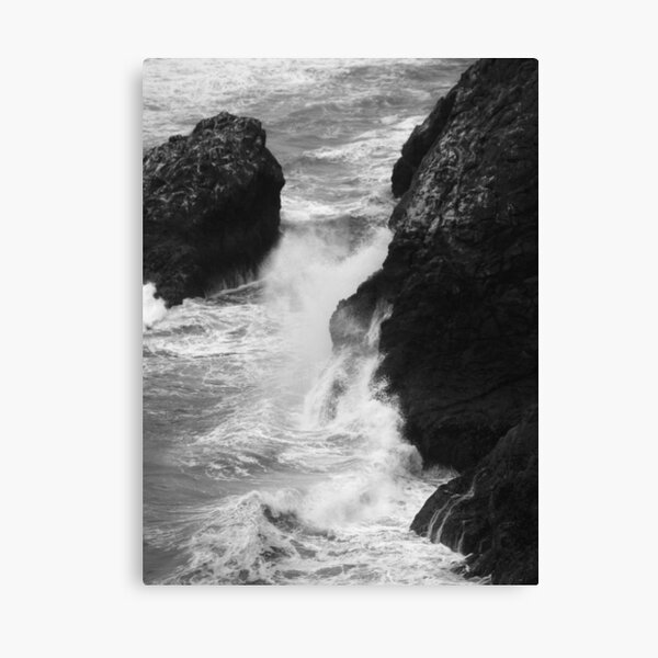 Scylla and Charybdis Canvas Print