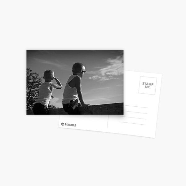 Sodapop Sky Postcard