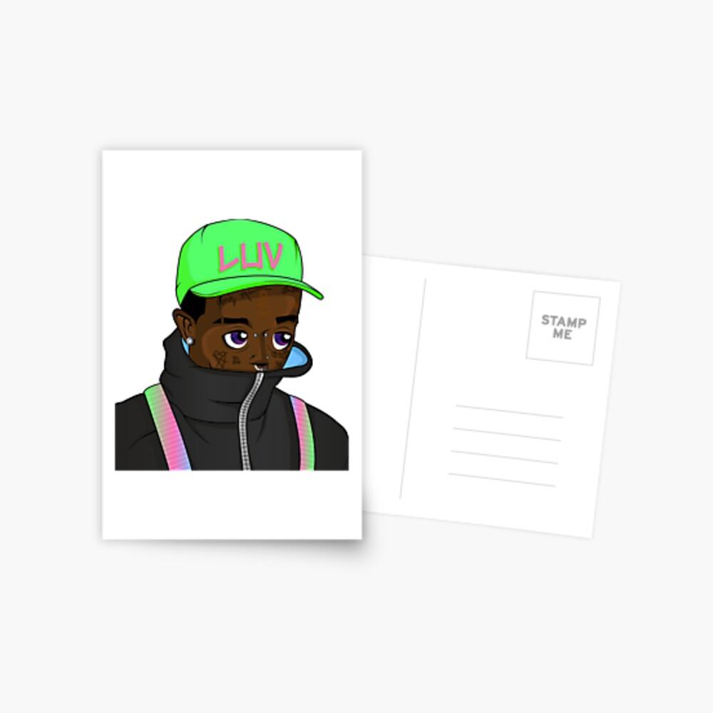Lil Uzi Postkarte