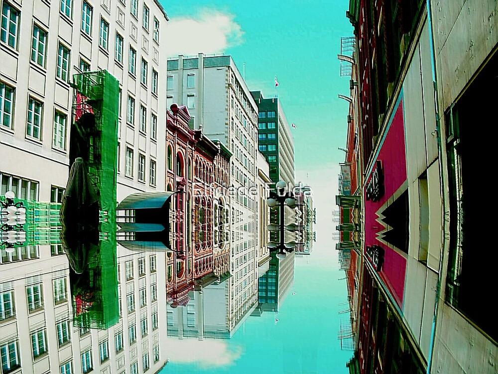 Above & Below ! by Elfriede Fulda