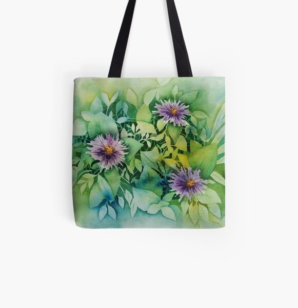 A beautiful meadow All Over Print Tote Bag