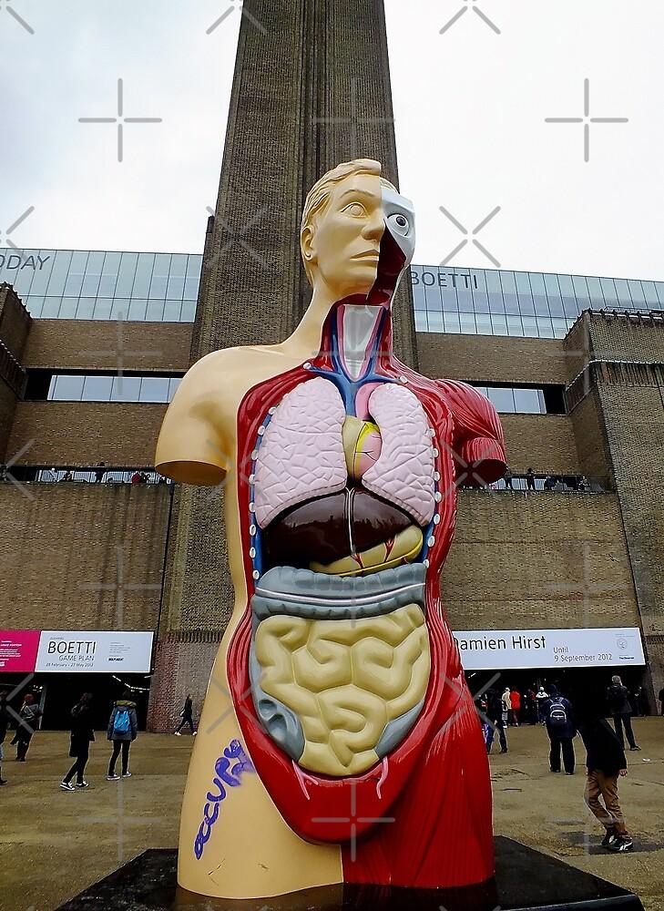 Tate Modern, London by Ludwig Wagner