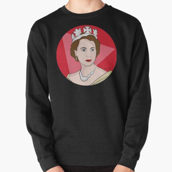 QUEENIE Pullover Sweatshirt