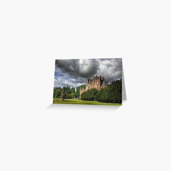 Glamis Castle - Scotland Greeting Card