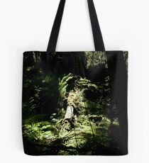 spotlighted Tote Bag