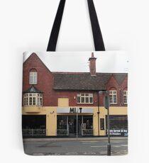 Mist Bar Tote Bag