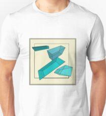 construct#11 T-shirt ajusté