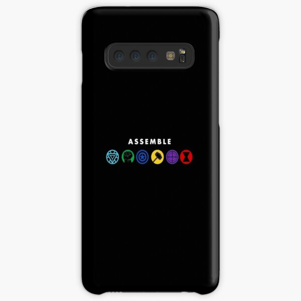 Avengers Assemble Icons  Samsung Galaxy Snap Case