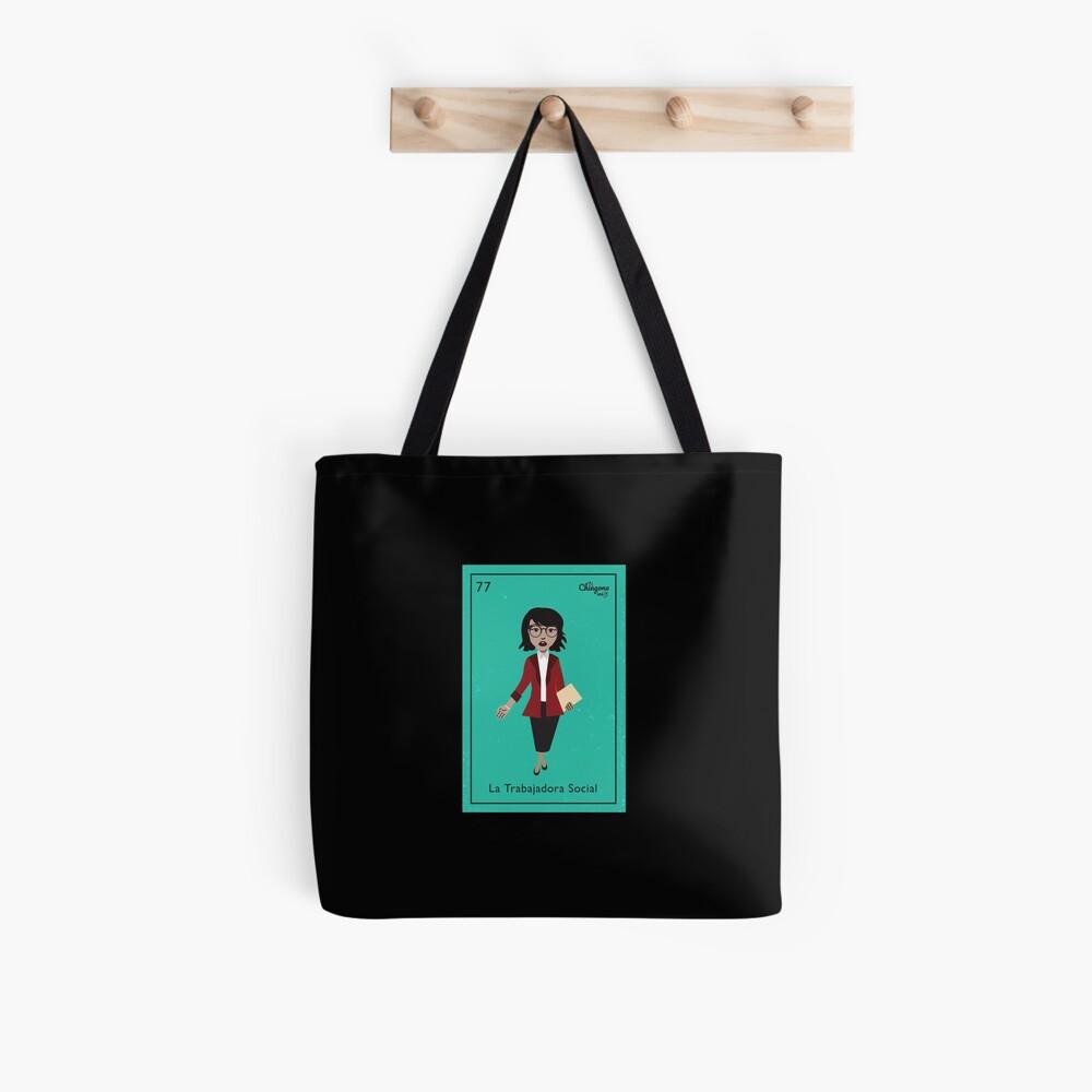 La Trabajadora Social Short Hair Tote Bag