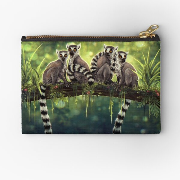 Lazy Afternoon Zipper Pouch