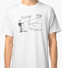 Moon Capture Classic T-Shirt
