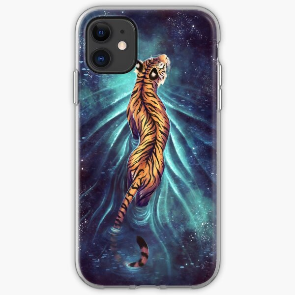 Walk amongst the Stars iPhone Soft Case