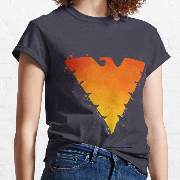 Burning Phoenix Classic T-Shirt